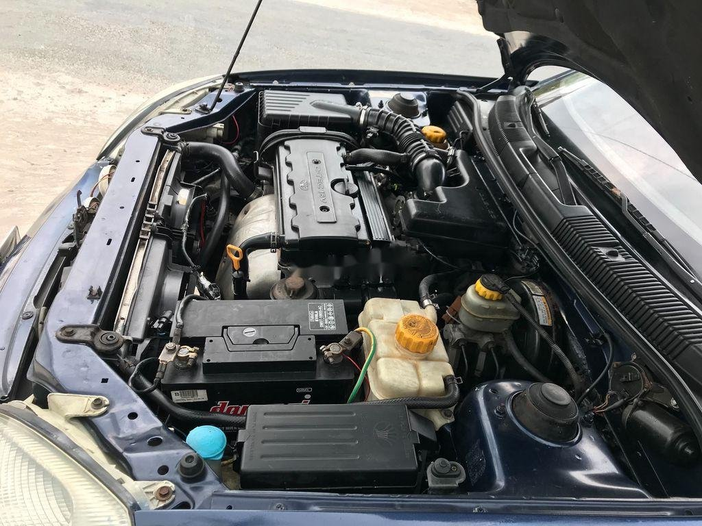 Bán ô tô Daewoo Nubira sản xuất 2001, nhập khẩu còn mới (11)