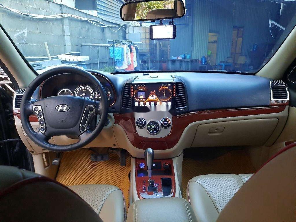 Bán Hyundai Santa Fe năm sản xuất 2008, nhập khẩu nguyên chiếc còn mới, 376 triệu (6)
