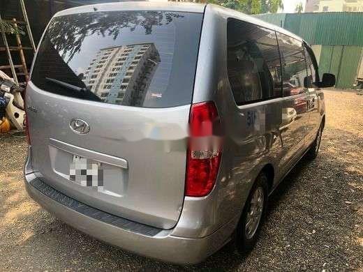 Bán Hyundai Grand Starex đời 2015, màu bạc, xe nhập (4)