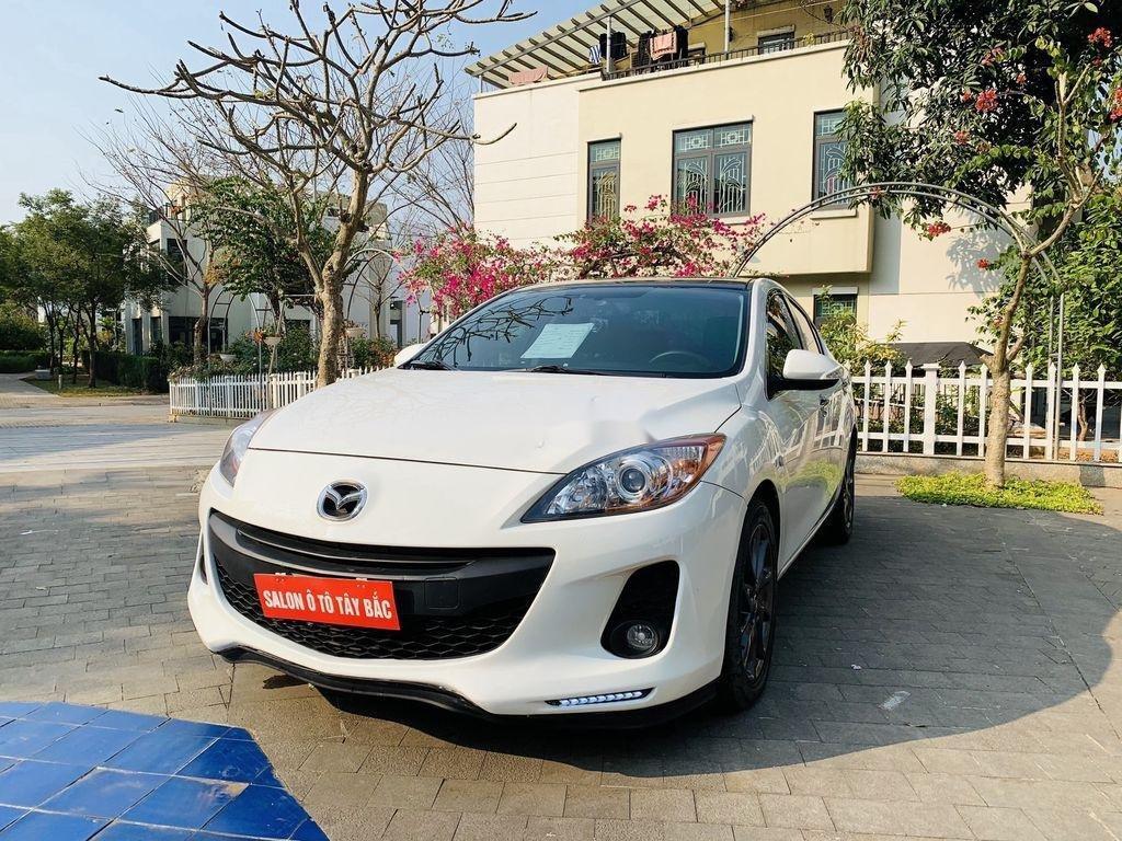Cần bán Mazda 3 2012, màu trắng, giá cạnh tranh (7)