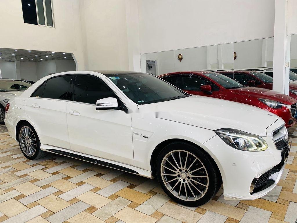 Cần bán Mercedes E250 đời 2014, màu trắng, xe nhập  (3)