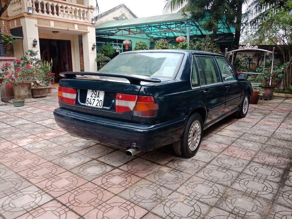 Bán xe Volvo 940 đời 1992, màu xanh lam, xe nhập (2)