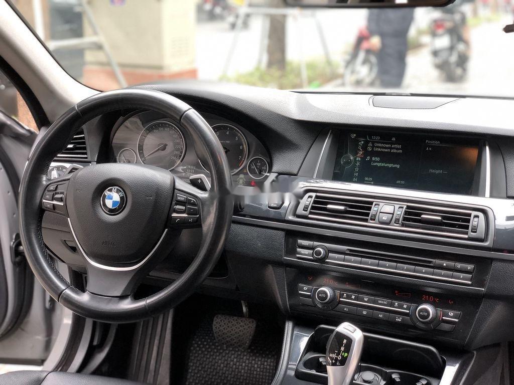 Cần bán BMW 5 Series 528i đời 2013, màu xám, nhập khẩu  (10)