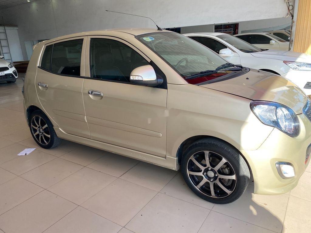 Xe Kia Morning sản xuất năm 2010, xe chính chủ (3)