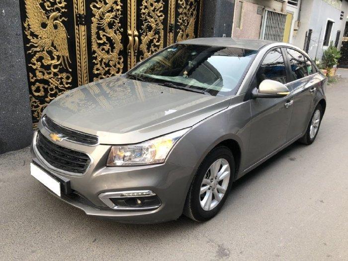 Bán ô tô Chevrolet Cruze đời 2018, màu xám, 368 triệu (10)