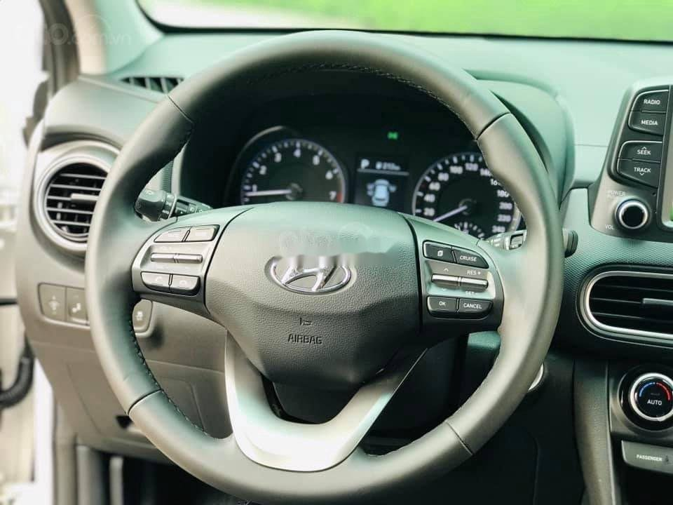Bán ô tô Hyundai Kona đời 2021, màu bạc (10)