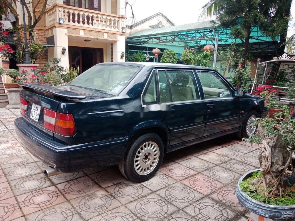 Bán xe Volvo 940 đời 1992, màu xanh lam, xe nhập (8)