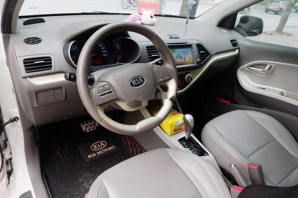 Cần bán xe Kia Morning Si AT đời 2018, màu trắng  (5)