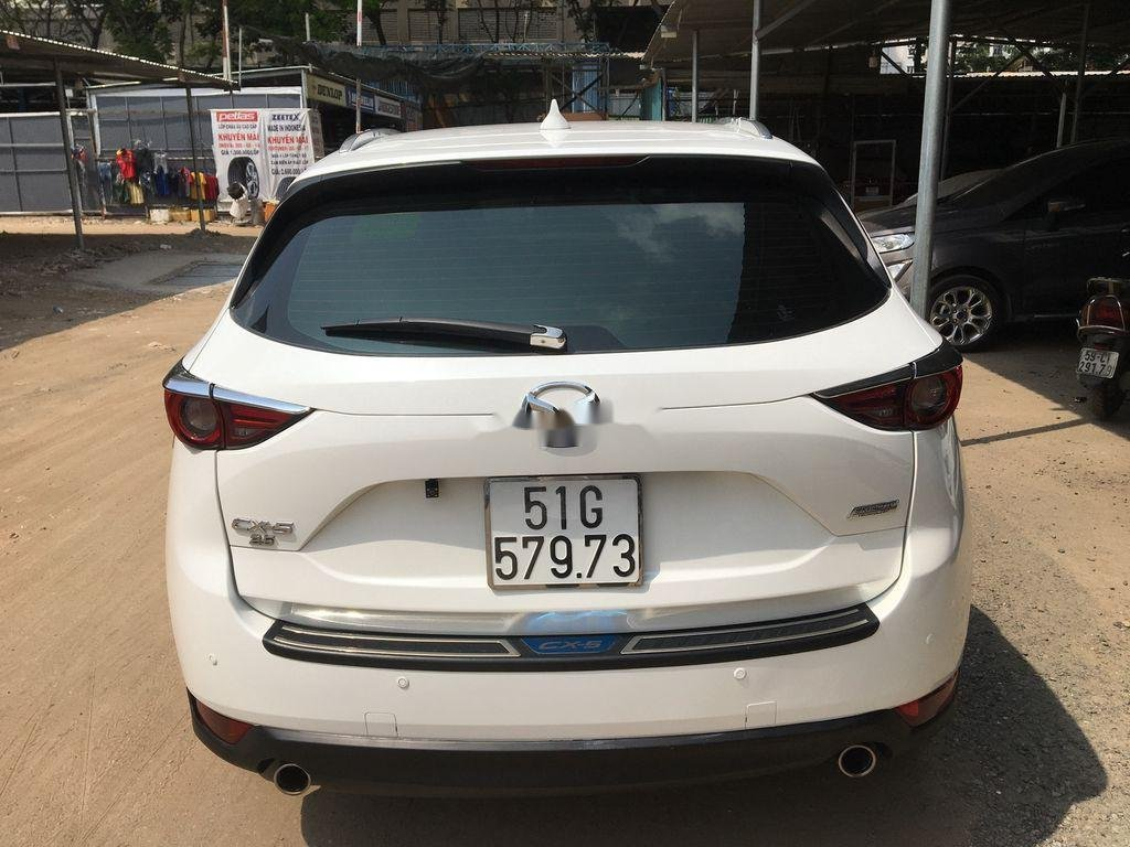 Cần bán xe Mazda CX 5 năm sản xuất 2018, màu trắng (2)