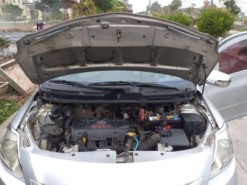 Cần bán gấp Toyota Vios sản xuất 2009, giá thấp (8)