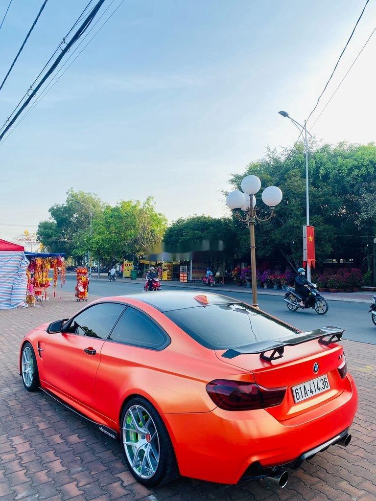 Cần bán BMW 4 Series 428i 2014, màu đỏ, nhập khẩu  (8)