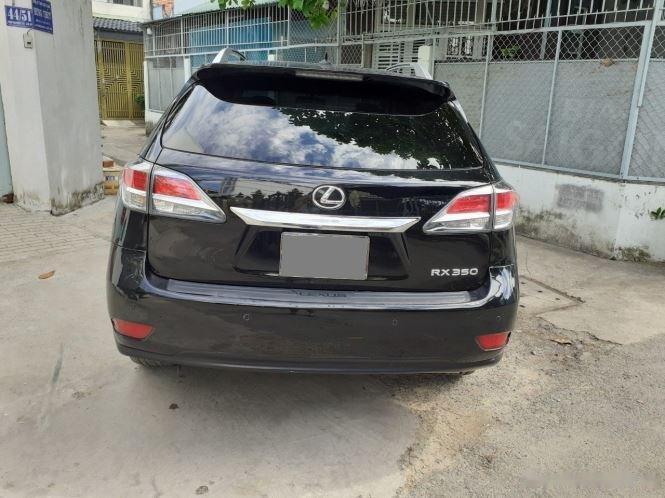 Bán Lexus RX 350 sản xuất 2013, màu đen, xe nhập còn mới (12)