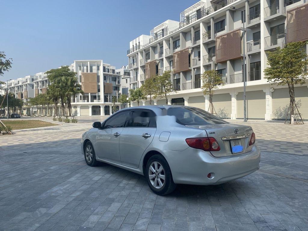 Bán Toyota Corolla Altis đời 2010, màu bạc, xe nhập  (5)