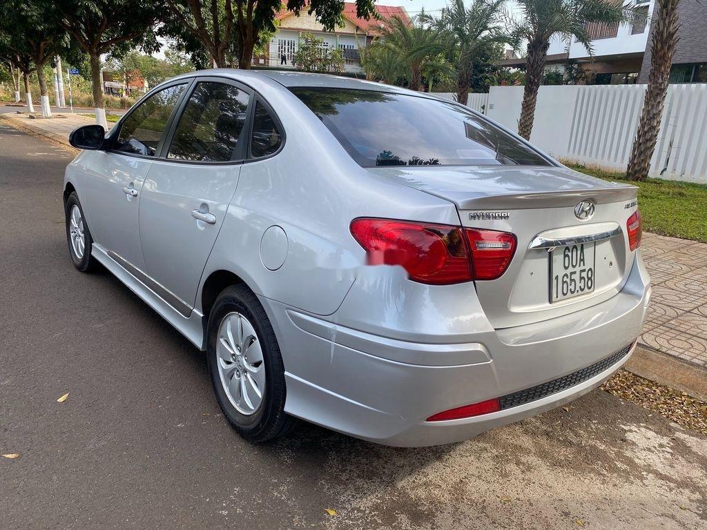 Bán Hyundai Avante đời 2014, màu bạc, nhập khẩu, giá 325tr (4)