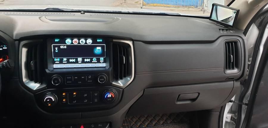 Bán ô tô Chevrolet Trailblazer 2.5 AT năm 2018, màu trắng, nhập khẩu (15)