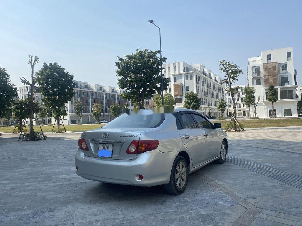 Bán Toyota Corolla Altis đời 2010, màu bạc, xe nhập  (6)