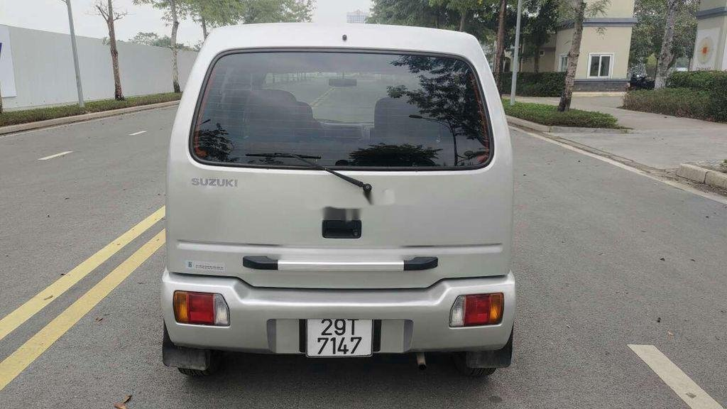 Bán Suzuki Wagon R+ sản xuất 2003 còn mới, 135 triệu (10)
