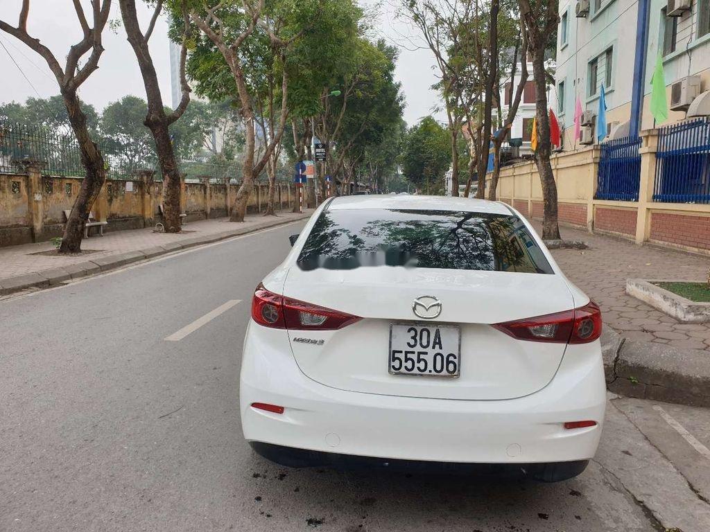 Bán Mazda 3 sản xuất năm 2015, màu trắng, số tự động (4)
