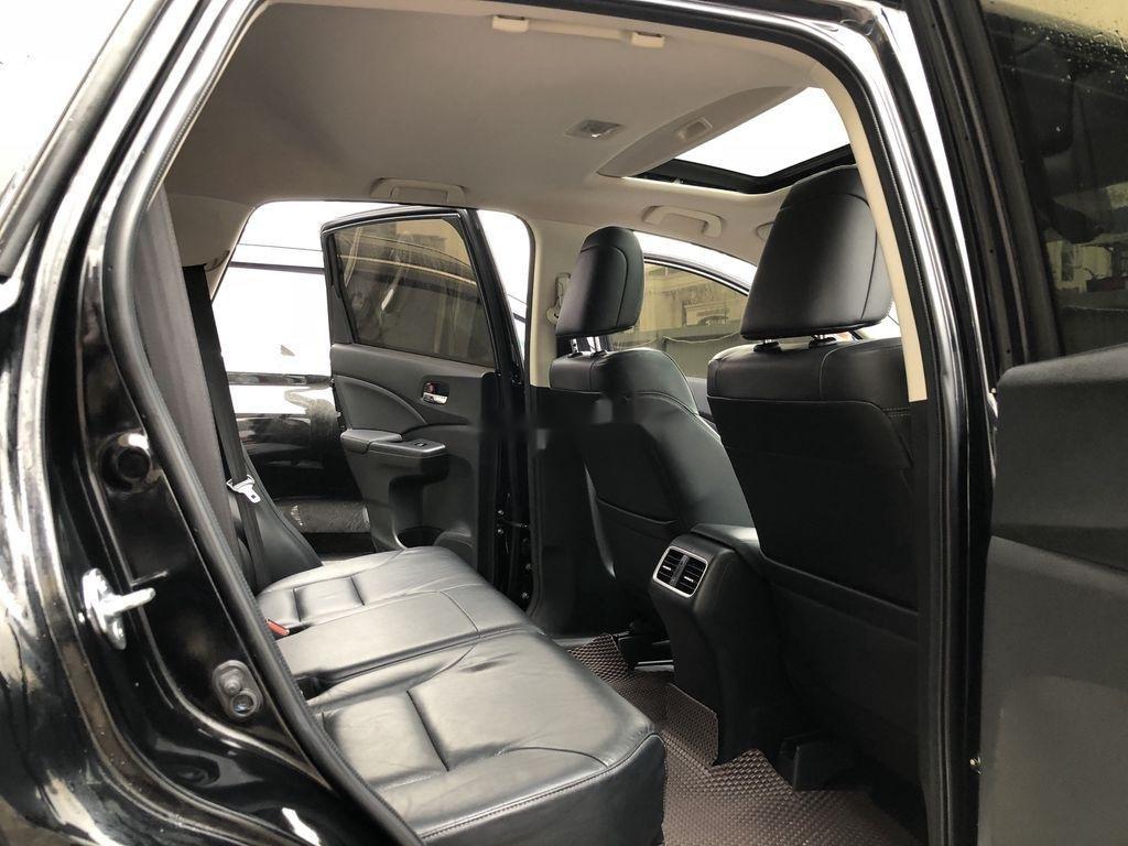Cần bán xe Honda CR V 2.4 AT sản xuất năm 2017, màu đen, giá tốt (9)
