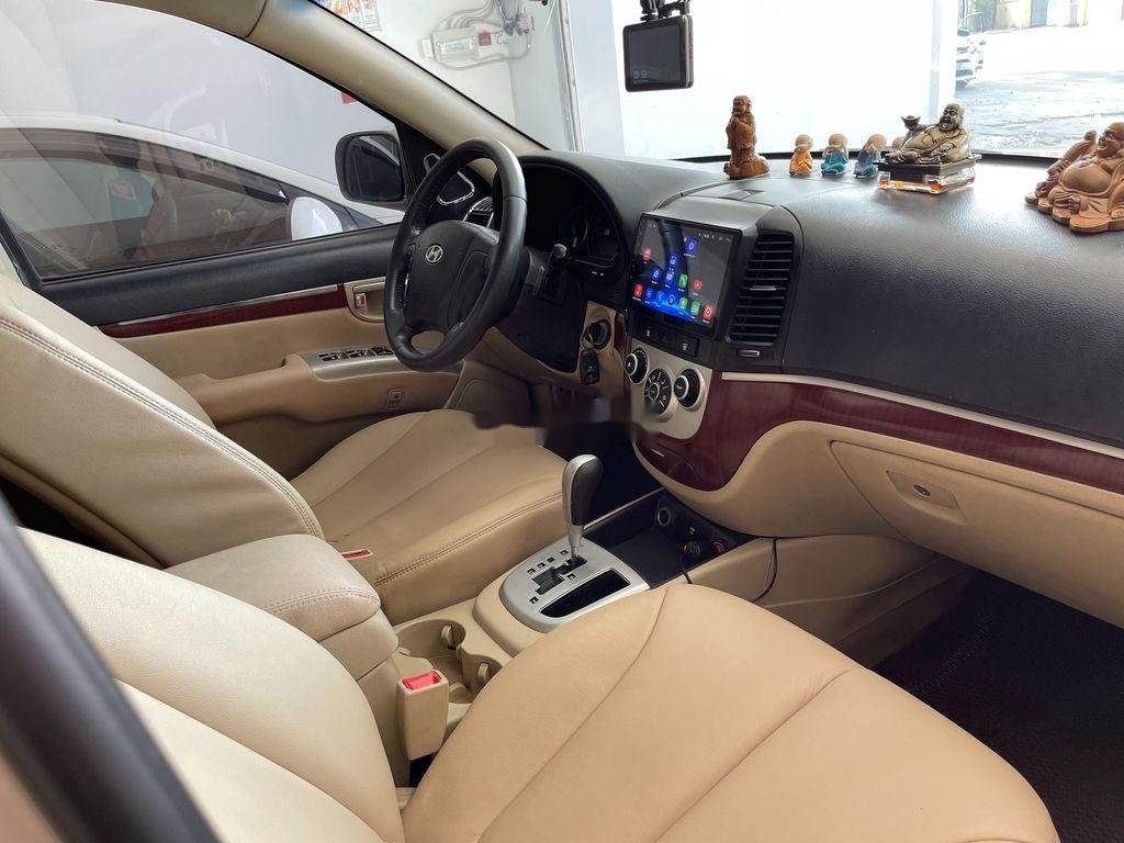 Cần bán Hyundai Santa Fe sản xuất năm 2009 còn mới, 425tr (3)