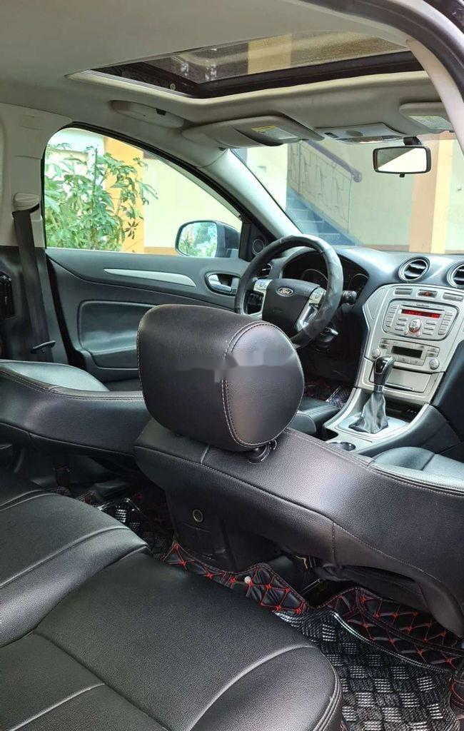 Cần bán lại xe Ford Mondeo 2009, màu đen còn mới (4)
