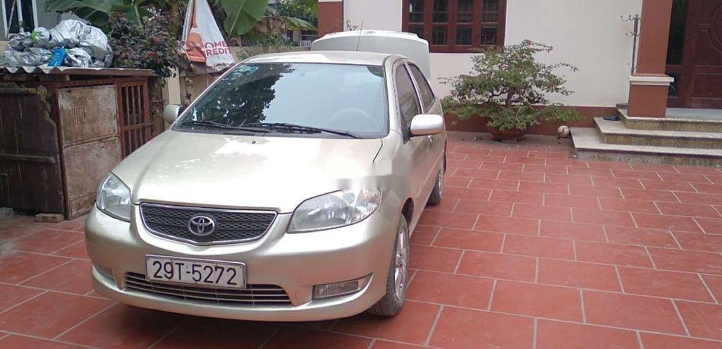 Cần bán Toyota Vios 2003 chính chủ, 179tr (1)