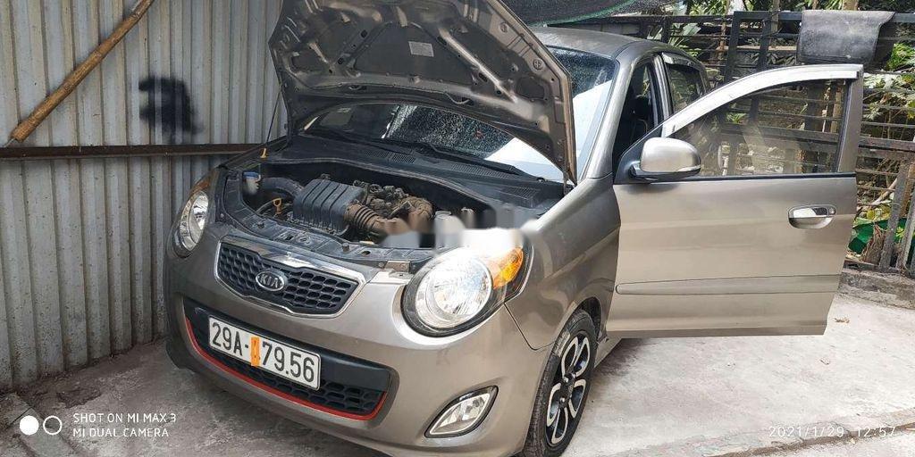 Cần bán xe Kia Morning năm sản xuất 2010, màu xám, xe nhập (1)