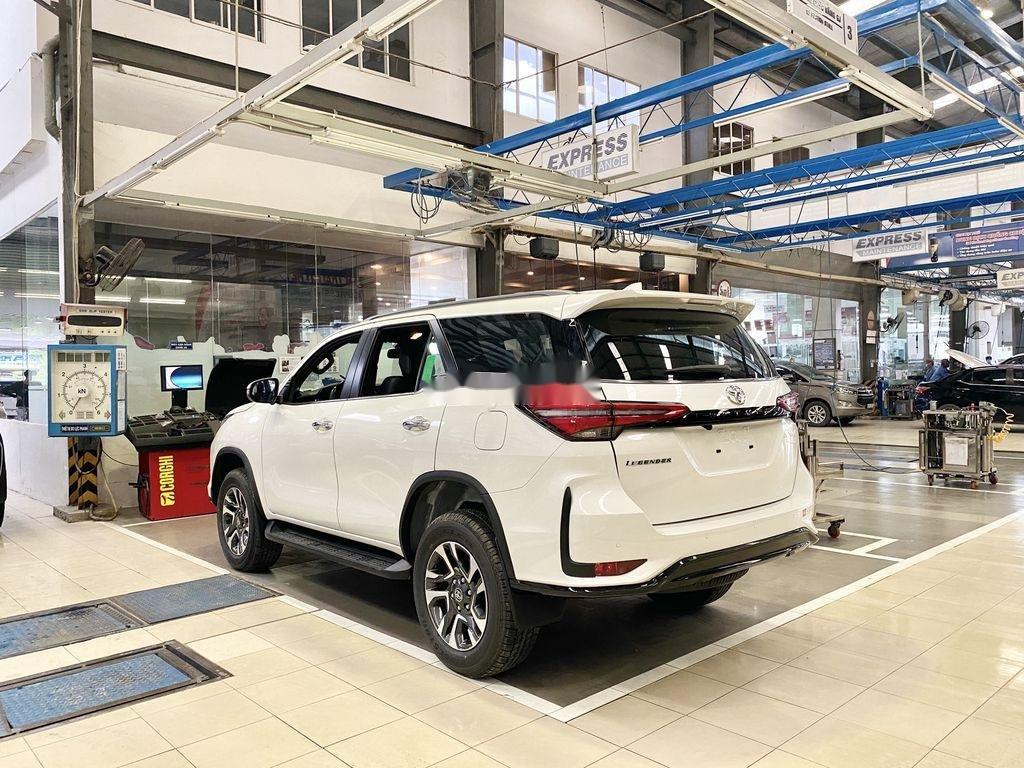 Bán Toyota Fortuner năm sản xuất 2020, màu trắng, giá tốt (2)