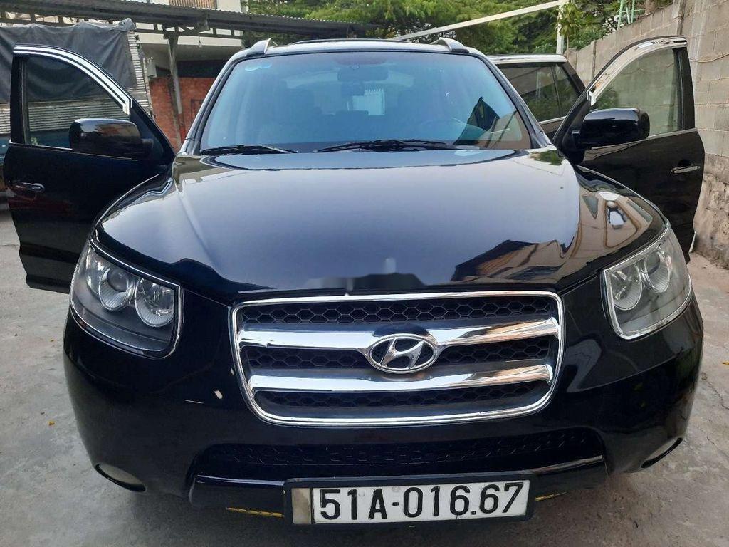 Bán Hyundai Santa Fe năm sản xuất 2008, nhập khẩu nguyên chiếc còn mới, 376 triệu (1)