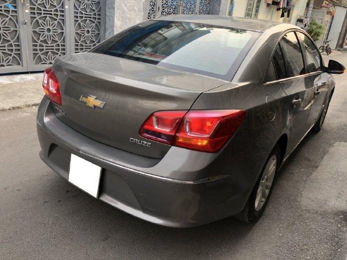 Bán ô tô Chevrolet Cruze đời 2018, màu xám, 368 triệu (8)