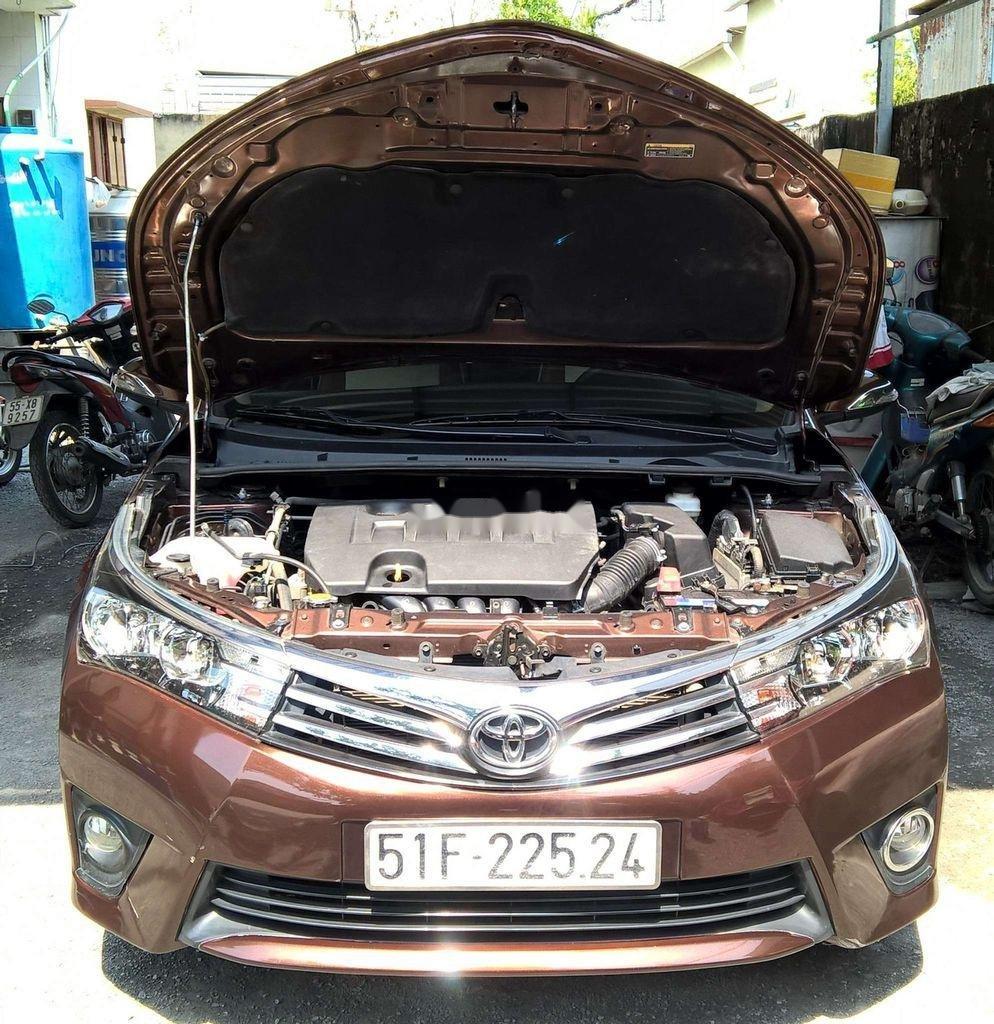 Bán Toyota Corolla Altis CVT 1.8G năm 2015, nhập khẩu giá cạnh tranh (2)
