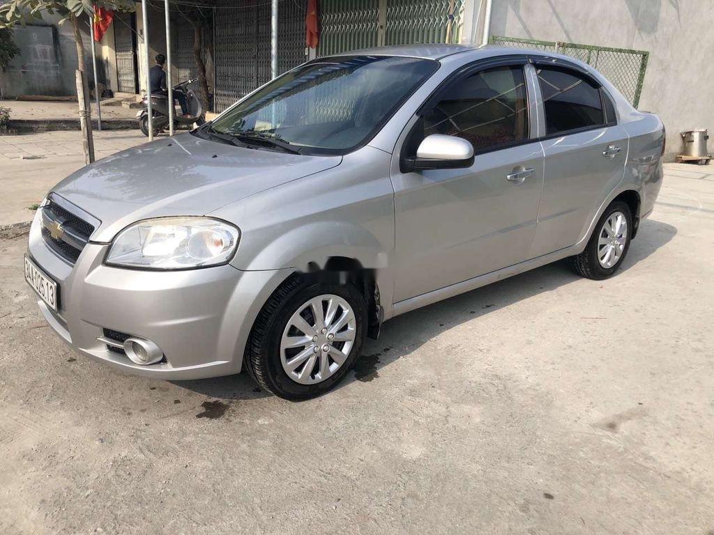 Bán xe Chevrolet Aveo năm 2012, xe nhập còn mới (2)