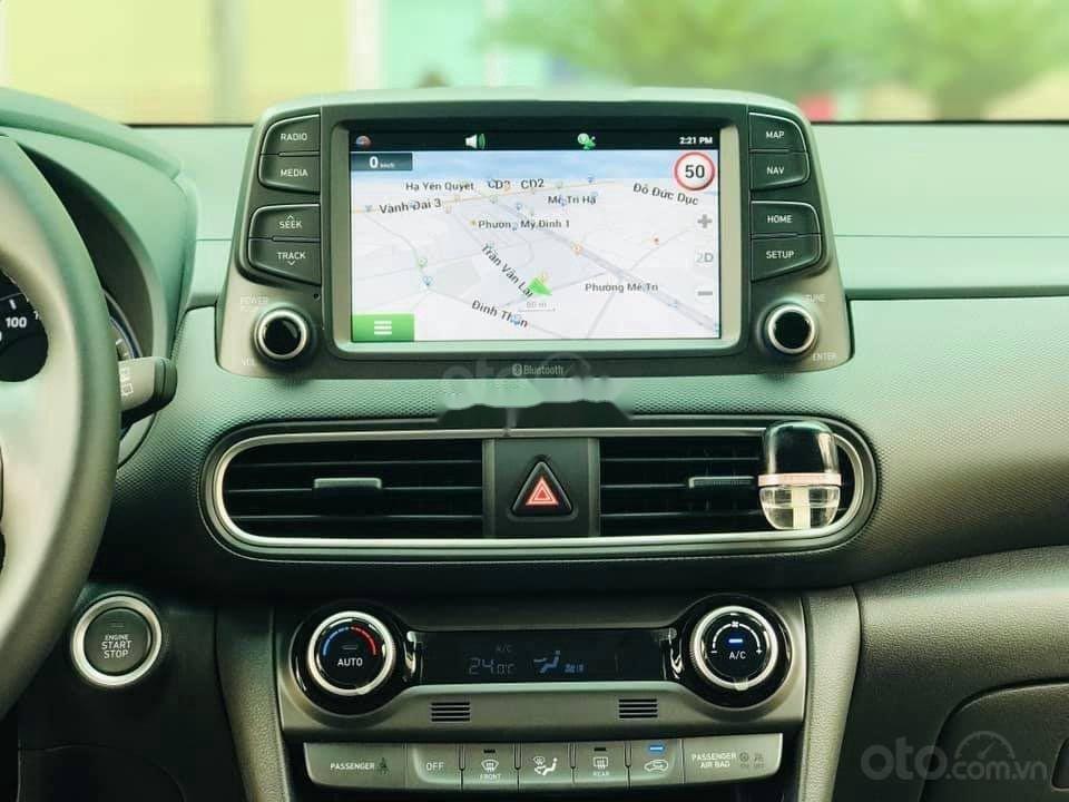 Bán ô tô Hyundai Kona đời 2021, màu bạc (7)