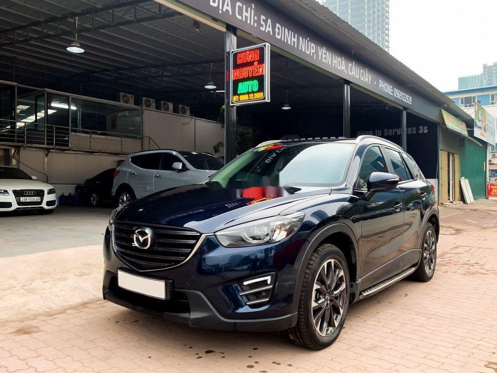 Bán ô tô Mazda CX 5 năm 2017 còn mới giá cạnh tranh (4)