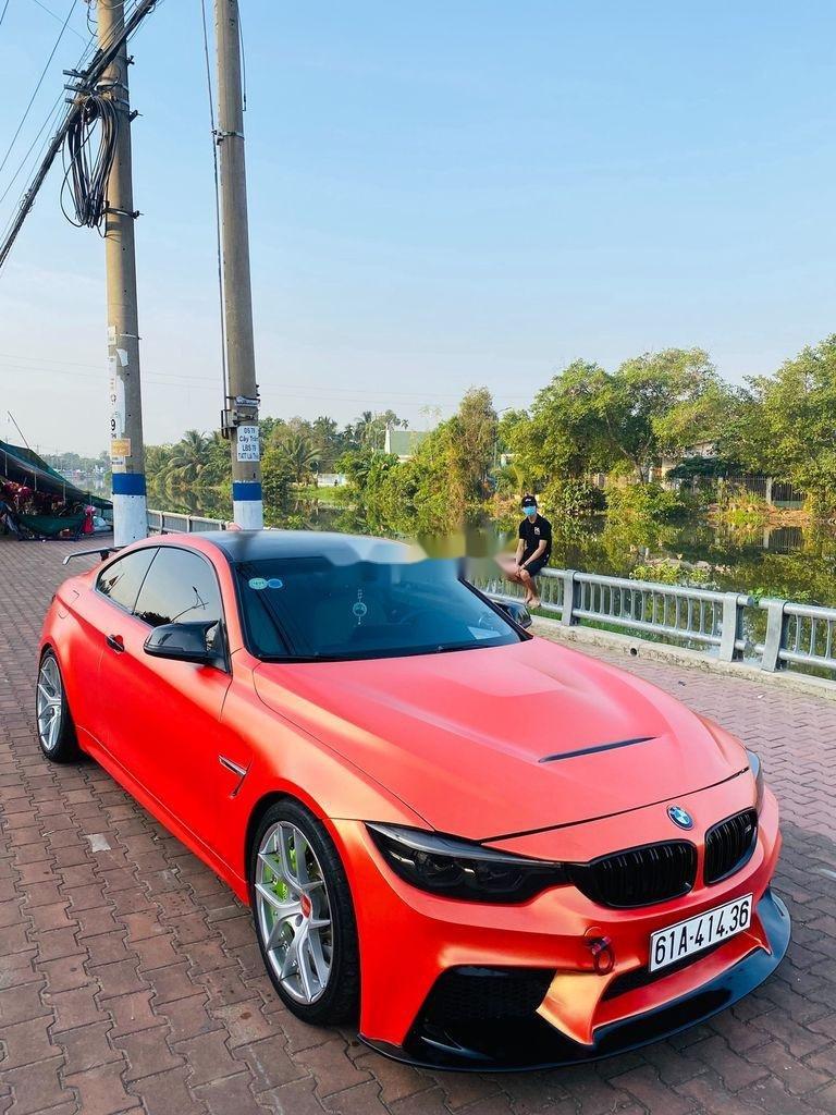 Cần bán BMW 4 Series 428i 2014, màu đỏ, nhập khẩu  (2)