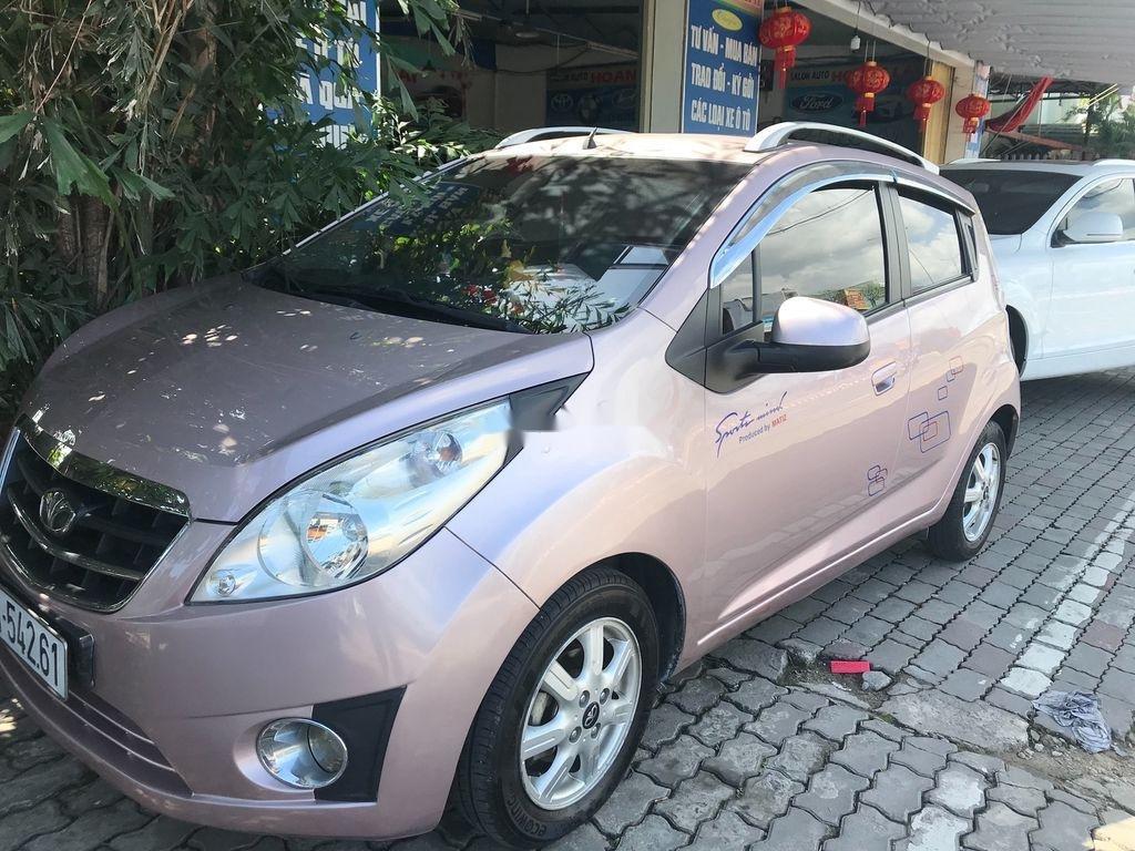 Bán Daewoo Matiz sản xuất năm 2011, màu xám (2)