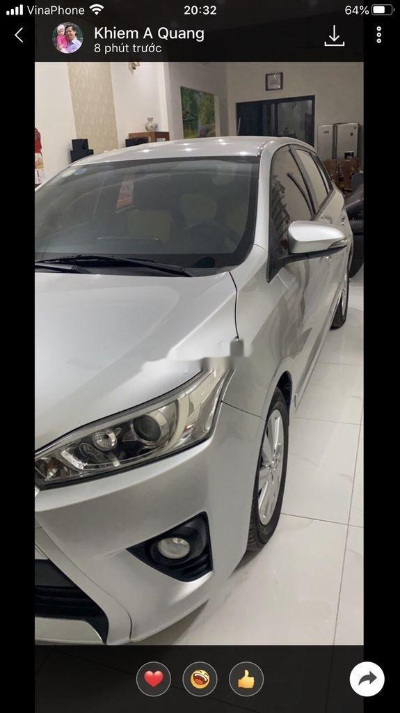 Bán Toyota Yaris sản xuất 2014 còn mới, giá chỉ 455 triệu (1)