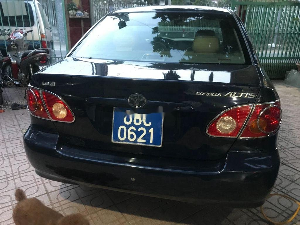 Bán Toyota Corolla Altis sản xuất 2002 còn mới (1)