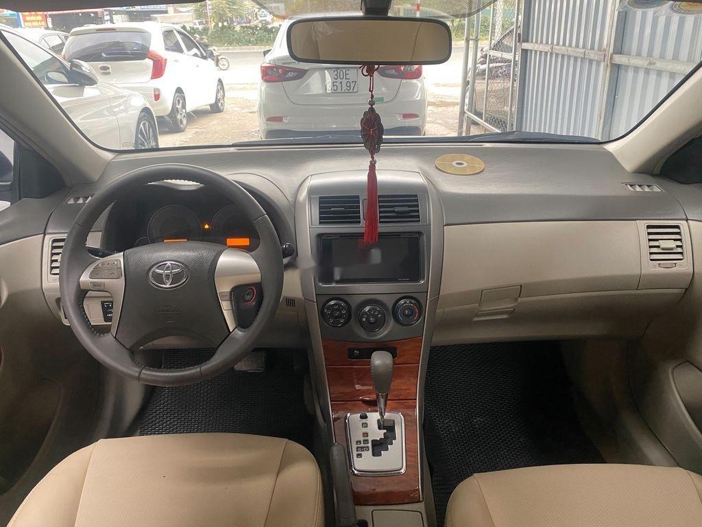Bán Toyota Corolla Altis đời 2010, màu bạc, xe nhập  (10)