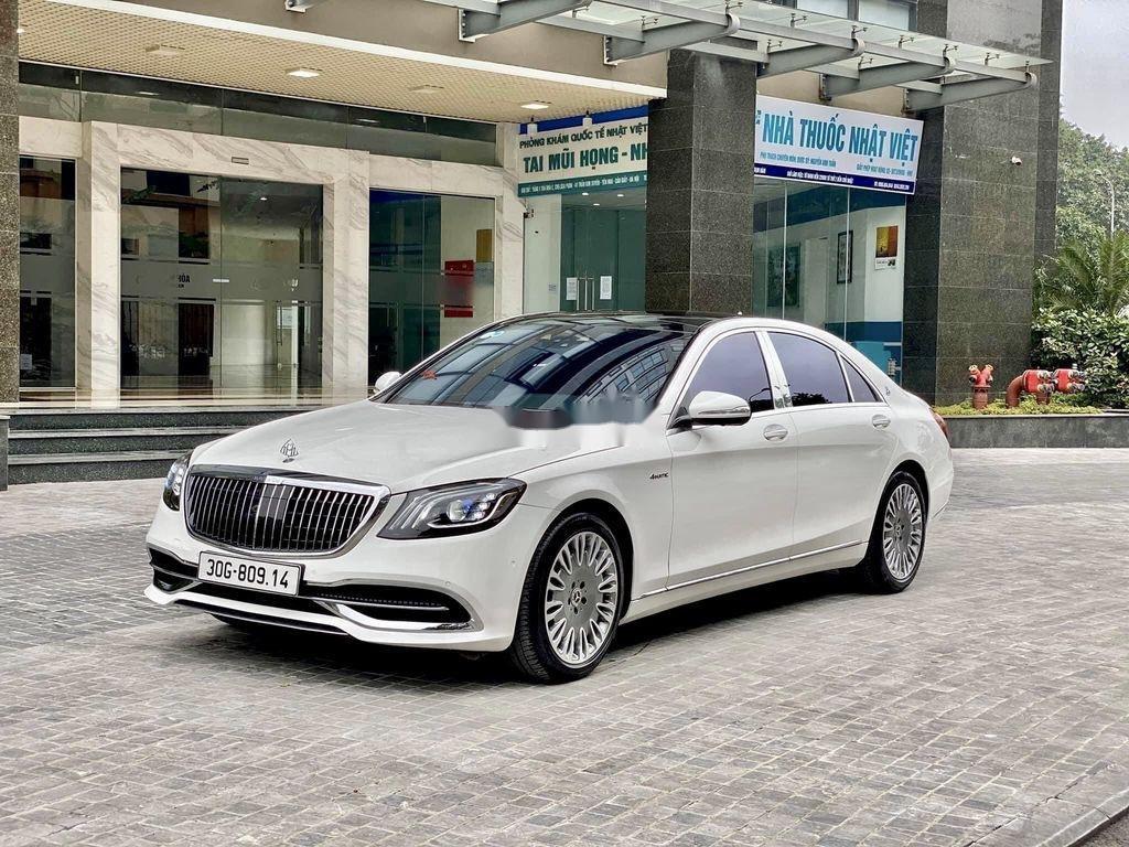 Cần bán lại xe Mercedes S class năm 2020, xe nhập còn mới (2)