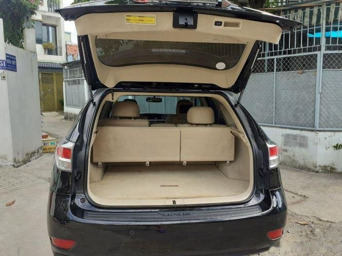 Bán Lexus RX 350 sản xuất 2013, màu đen, xe nhập còn mới (5)