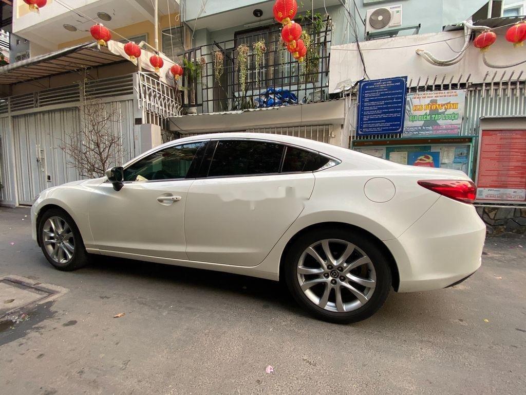 Bán Mazda 6 sản xuất 2016, màu trắng, xe tư nhân (1)