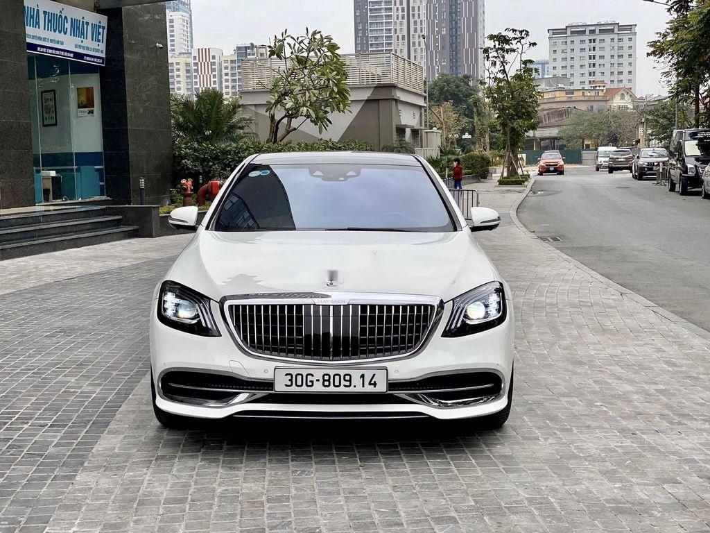 Cần bán lại xe Mercedes S class năm 2020, xe nhập còn mới (1)
