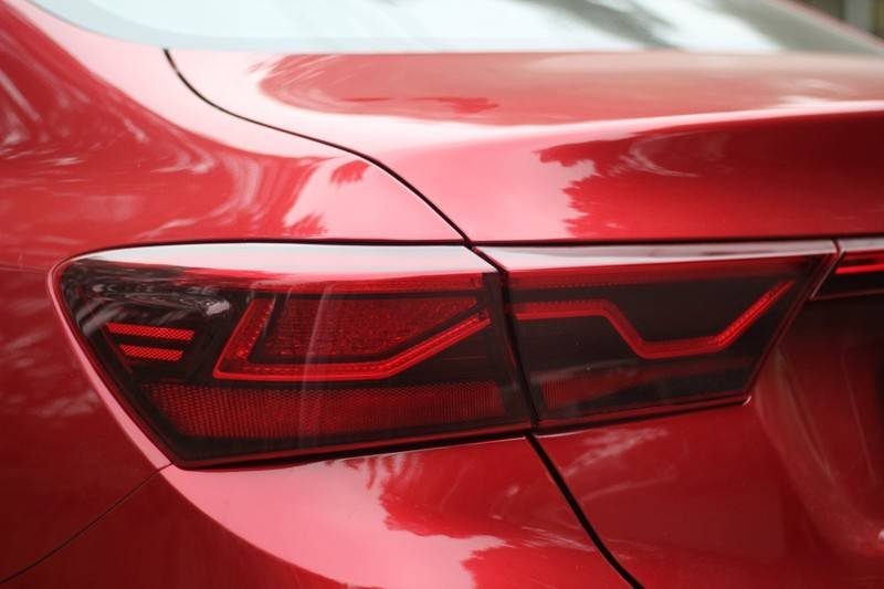 Cần bán Kia Cerato năm 2020, màu đỏ, nhập khẩu  (22)