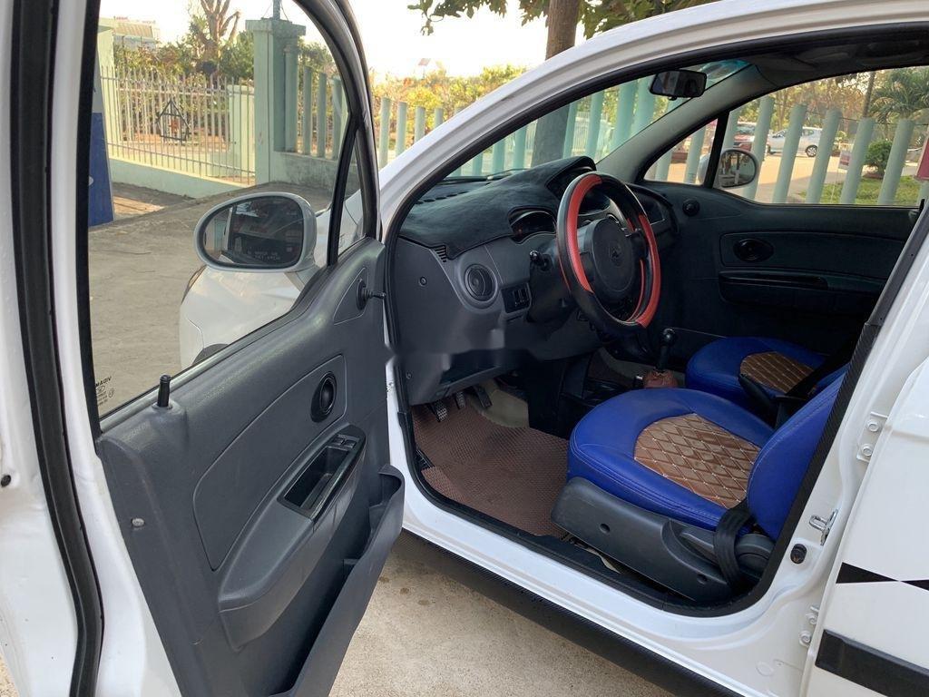 Cần bán xe Chevrolet Spark 2011, màu trắng chính chủ (12)