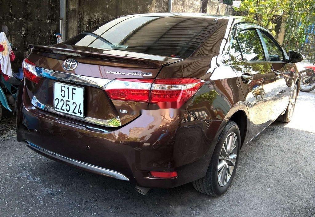 Bán Toyota Corolla Altis CVT 1.8G năm 2015, nhập khẩu giá cạnh tranh (6)