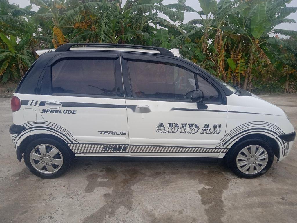 Bán Daewoo Matiz sản xuất năm 2003, màu trắng còn mới, giá tốt (1)
