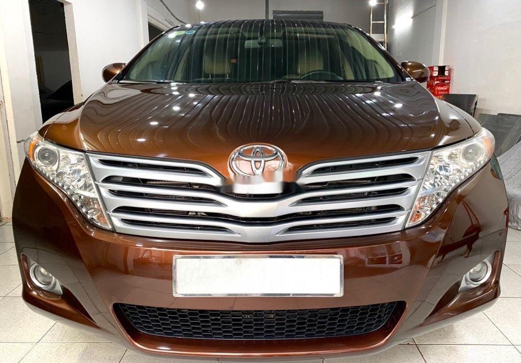 Cần bán gấp Toyota Venza năm sản xuất 2010, xe nhập còn mới giá cạnh tranh (1)