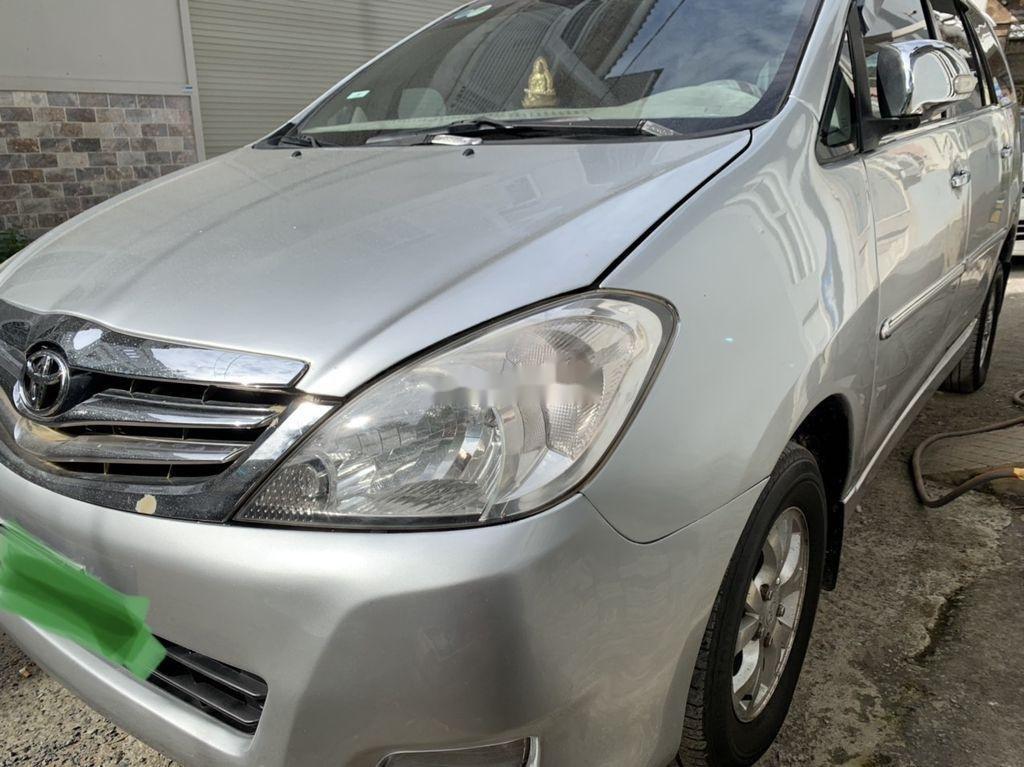 Cần bán lại xe Toyota Innova sản xuất 2007 còn mới (4)