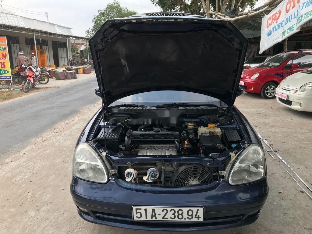 Bán ô tô Daewoo Nubira sản xuất 2001, nhập khẩu còn mới (12)